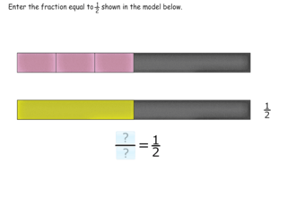 3.NF.3b practice problems introduction to equivalent fractions