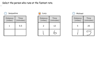 6.RP.3b practice problems comparing unit rates