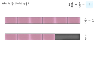 6.NS.1 practice problems dividing mixed numbers and proper fractions