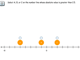 6.NS.7c practice problems absolute value as a distance